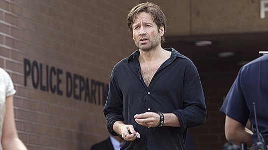 """Californication - 4x01 """"Exile on Main St."""""""