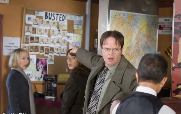 "The Office Stagione 7 Episodio 15 ""The Search"""