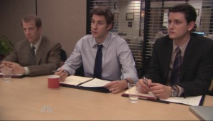 "The Office: stagione 7 episodi 25 & 26 ""Search Committee"""