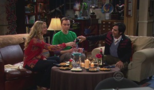 """The Big Bang Theory: 4x24 - """"The Roommate Transmogrification"""""""