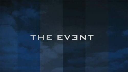 """Piccole speranze per una seconda stagione di """"The Event"""""""